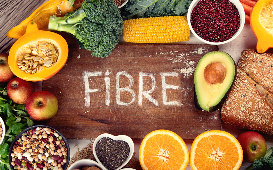 Maintaining good health with fibre